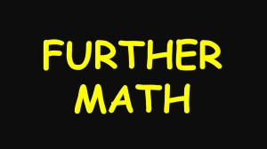 f math